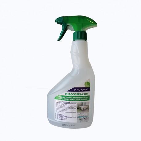 Nettoyant désinfectant hydroalcoolique