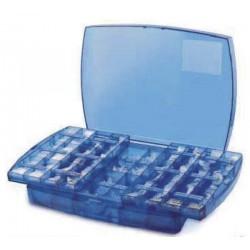 BOITE PLASTIQUE 72 CASES